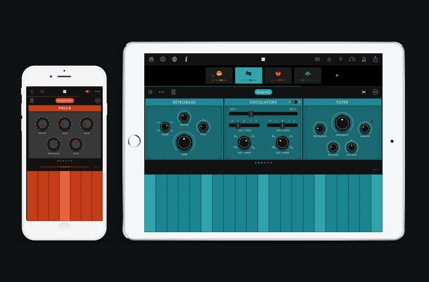 apps for making music
