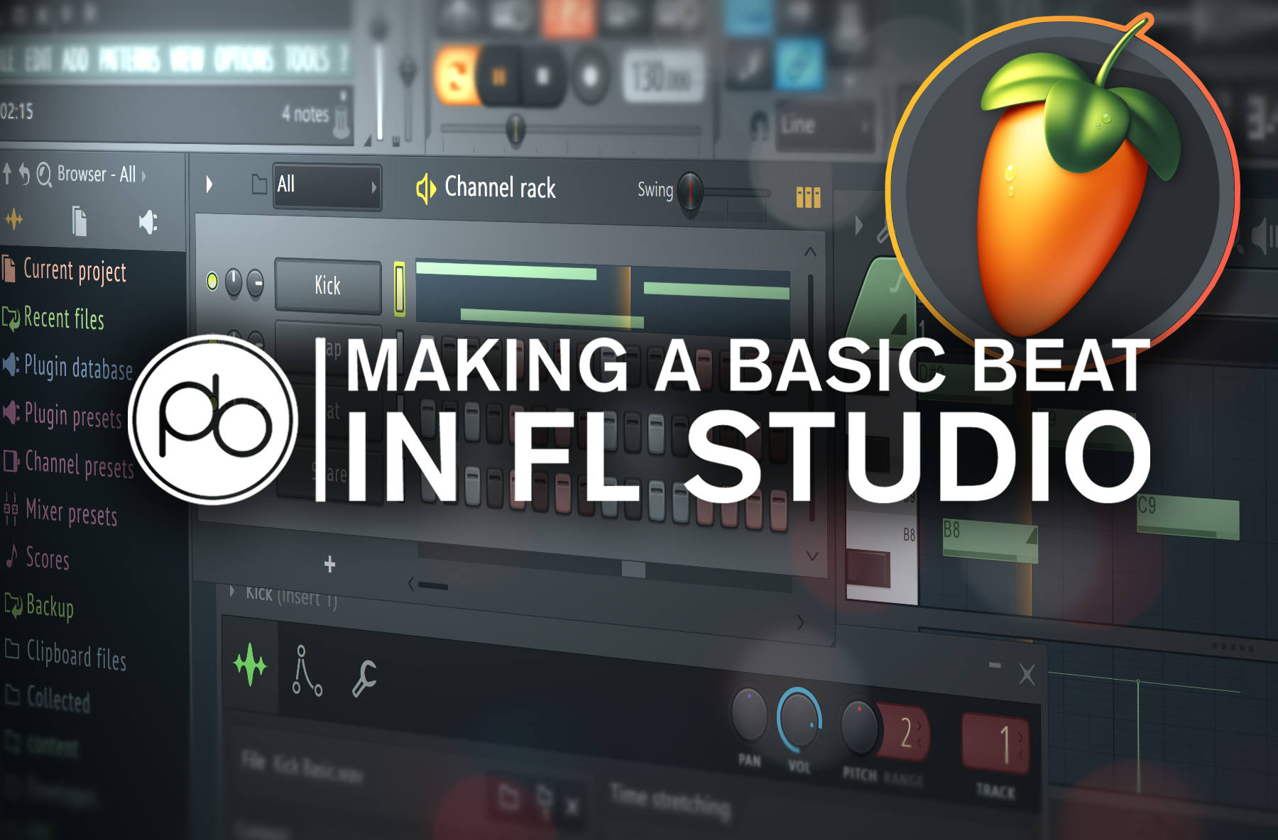 Learn How to Make A Beat In FL Studio with Billboard #1
