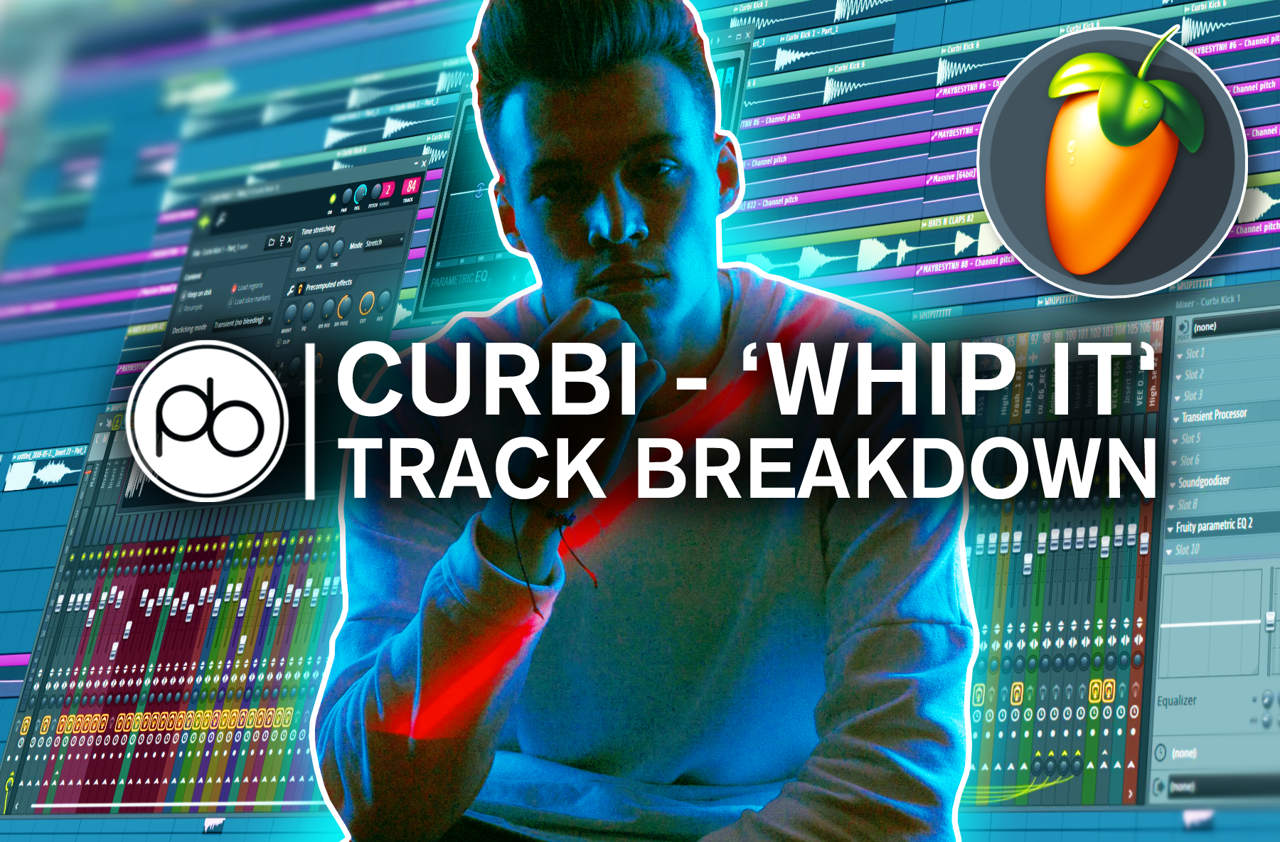 Watch Spinnin' Records Whizz-Kid Curbi Breakdown His Track 'Whip It'