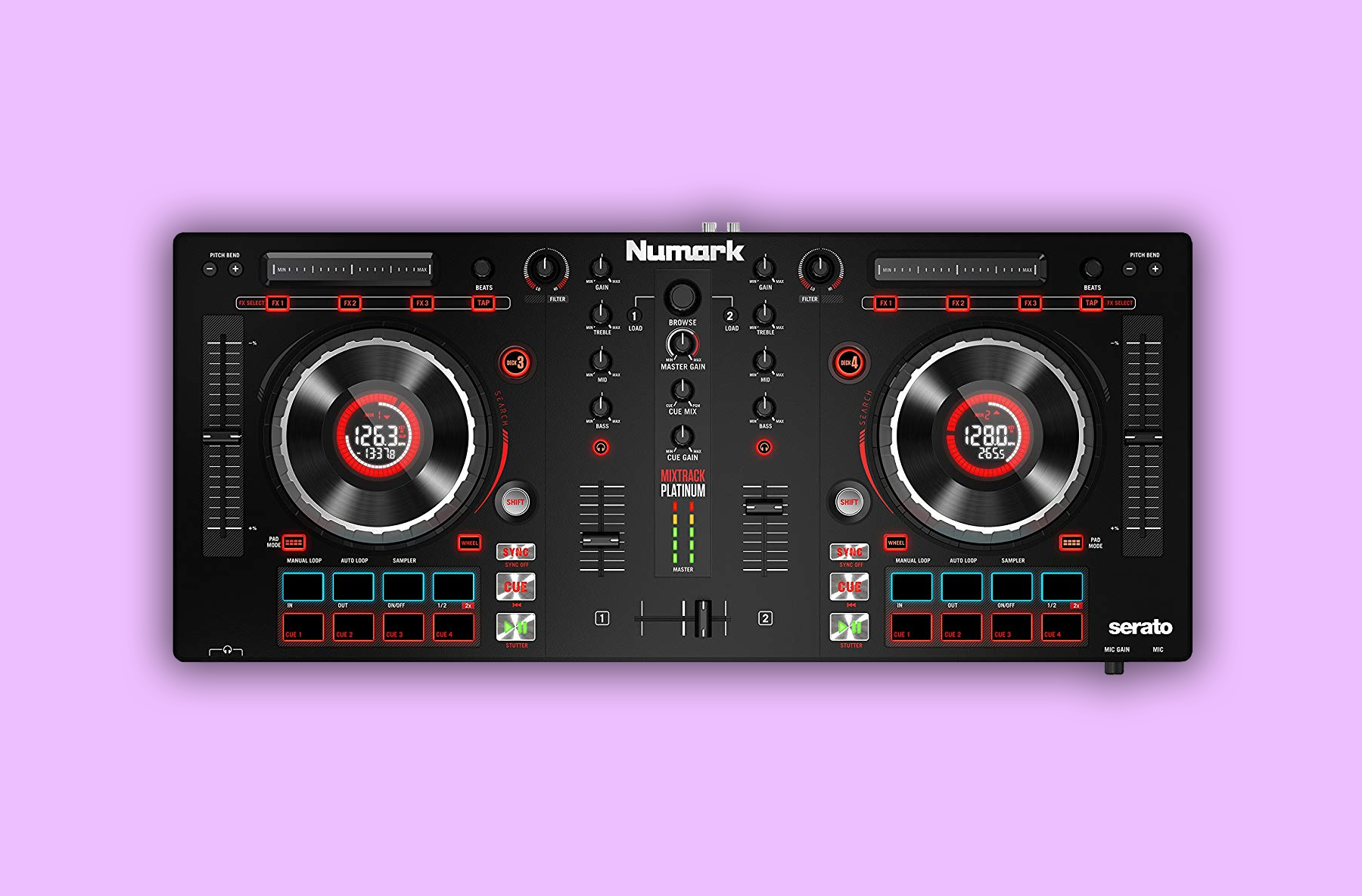 7 Quality DJ Controllers for Entry Level DJs -