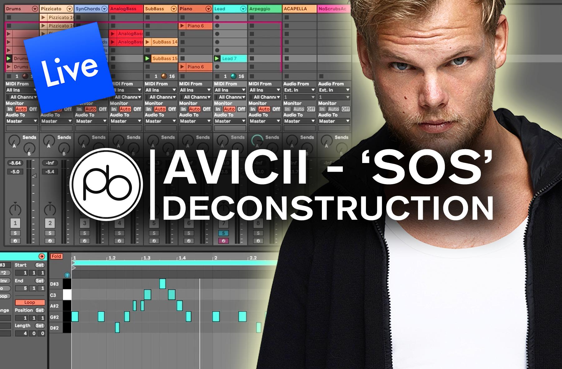 Watch Ski Oakenfull Deconstruct Avicii's 'SOS' ft. Aloe Blacc